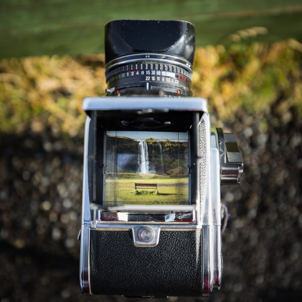 My camera on Iceland